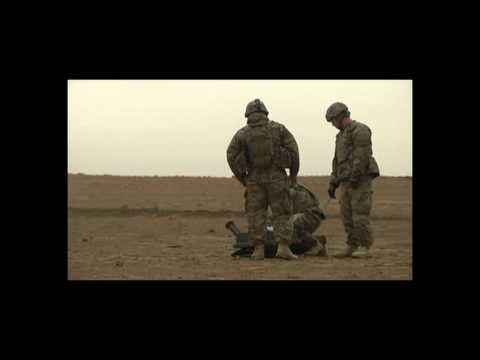 Anti-Personnel Obstacle Breaching System (APOBS)