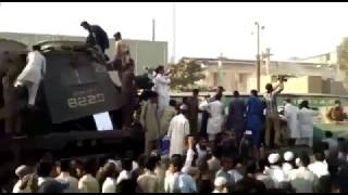 Video Footage Karachi Train Crash Killed 19 People