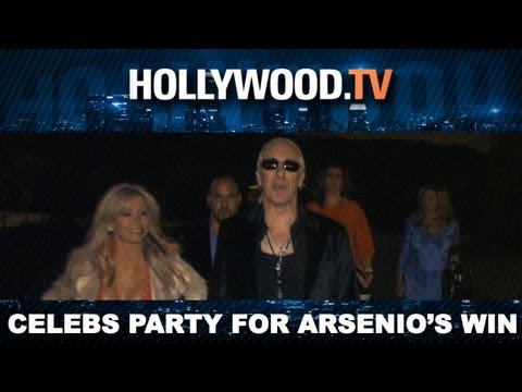 "Stars celebrate Arsenio's ""Celebrity Apprentice"" win! - Hollywood.TV"