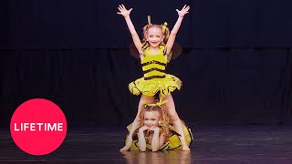 "Dance Moms: Lilliana and Peyton Must ""Bee"" Perfect (Season 6 Flashback) 