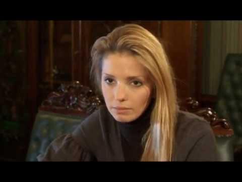 Yulia Tymoshenko's daughter speaks out: Yevhenia Tymoshenko explains Ukrainian regime's abuse
