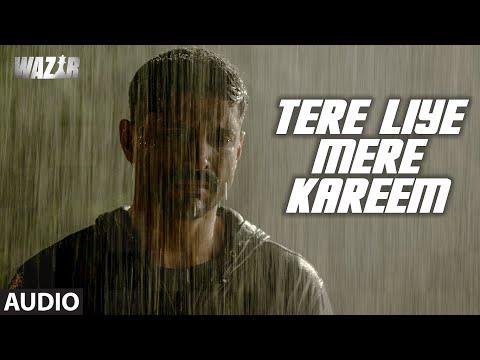 'TERE LIYE' Full Song (Audio) | Wazir | Farhan Akhtar, Amitabh Bachchan, Aditi Rao Hydari | T-Series