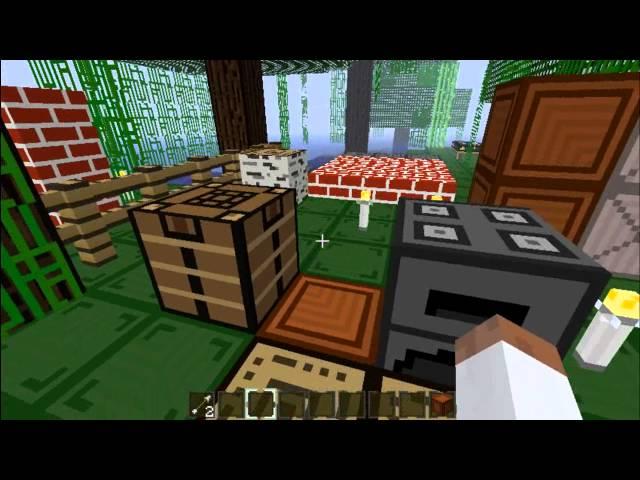 Minecraft recenze - funnypack [moje tvorba]