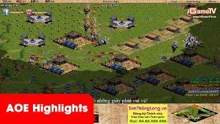 AOE Highlights, Đối với Thái Bình thì 2 Cartha chẳng khác gì 2 Shang (Tiểu Bạch Long, Gunny)