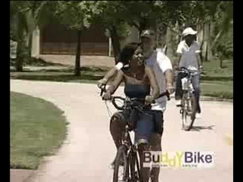 The Buddy Bike - The Alternative Inline Tandem Bicycle