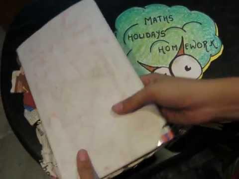 school assignment books