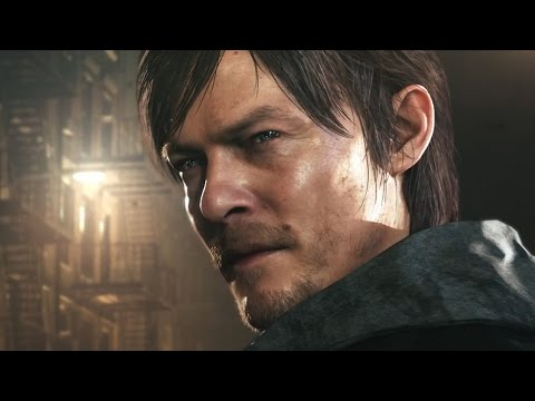 Silent Hill - P.T. 2014 Gamescom Trailer
