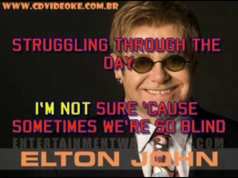 Elton John   We All Fall In Love Sometimes