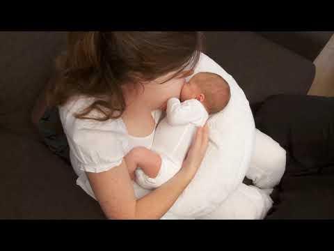borstvoeding niet op gang