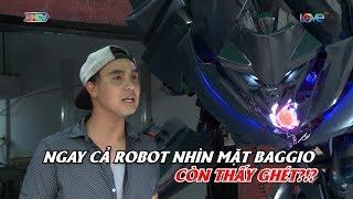 Thăm xưởng chế tạo robot và mô hình đỉnh của đỉnh dành cho điện ảnh Việt Nam 💪