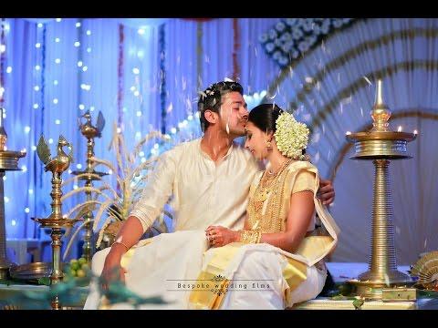 Kerala Hindu Wedding   Deepak & Anupa Wedding Glimpses   Bespoke Wedding Films