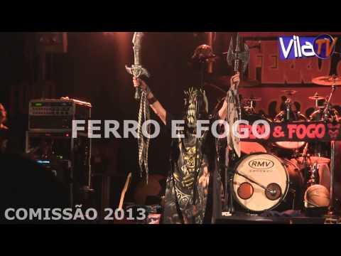 FESTAS DO POVO 2013 VILA CHA DE S�  COMISS�O 2013   09/08/2013