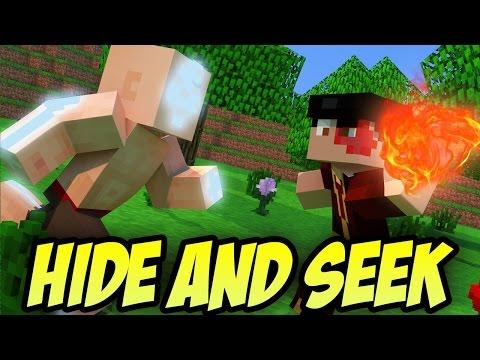 Minecraft Mods MORPH HIDE AND SEEK AVATAR MOD