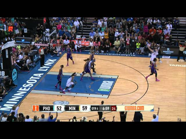Brittney Griner vs Maya Moore Superstar Duel