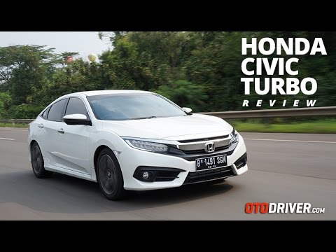Honda Civic Turbo 2016 Review Indonesia | OtoDriver