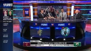 Cavaliers vs Celtics game 5 Postgame Analysis | NBA Gametime