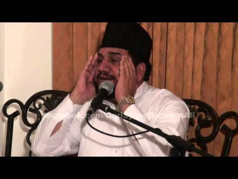 Qari Syed Sadaqat Ali  Guyana, South America; 07-07-2012 - (recitation Part) video