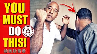 STOP HARD Punches with SIMPLE Interceptions | How to Fight in Self Defence