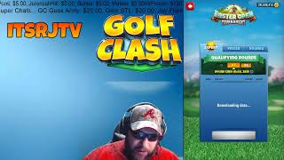 Golf Clash Easter expert main qualifying