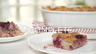Breakfast Bites - Juice Plus+® Recipes