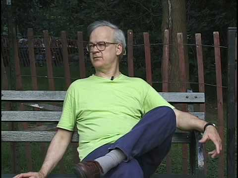 Tony Conrad: Pythagoras in the Park