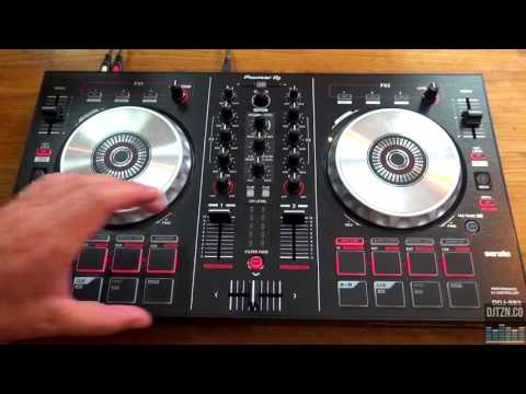 Pioneer DJ DDJ-SB2 Serato DJ Controller Video Review