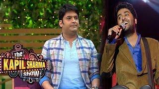 Arijit Singh On The Kapil Sharma Show | Arijit Singh to Share Fun Moments