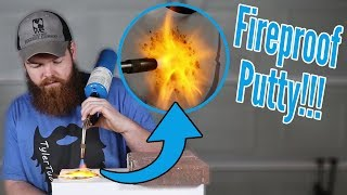 How To Make Fire Proof Pancakes!!!