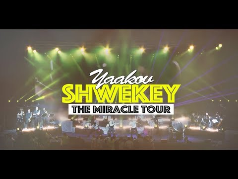 SHWEKEY #THE MIRACLE TOUR @United Kingdom