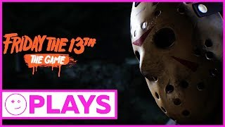 Friday the 13th: The Game Is Fun  - Kinda Funny Plays