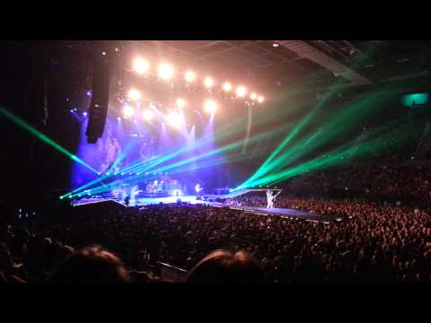 Aerosmith - Sweet Emotion - Brisbane Australia - 1st May 2013
