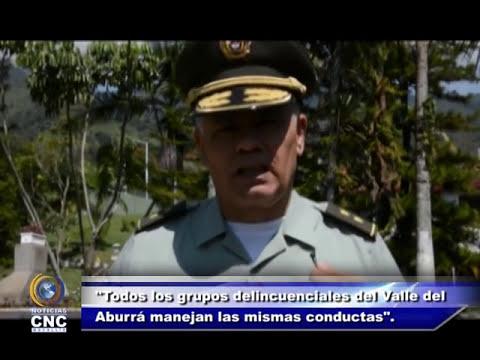 POLICÍA DESARTICULA BANDA DELINCUENCIAL