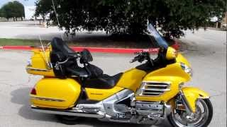 2010 Honda GL1800 Goldwing For Sale