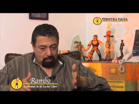 Leyendas de la Lucha Libre: Rambo
