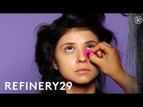 I Got Transformed Into Selena Gomez   Beauty Evolution   Refinery29 thumbnail