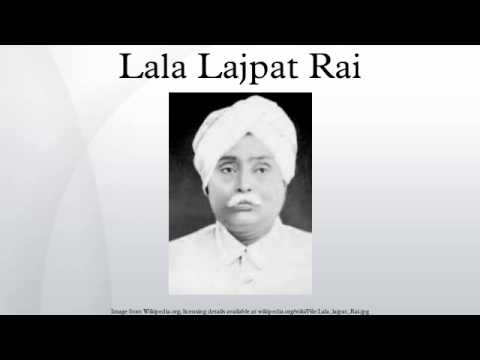 lal lajpat rai in hindi language 1 he was born in a scholarly background lala lajpat rai was born to munshi radha krishna azad, a great scholar of persian and urdu, and his wife gulab devi, a strict religious lady on january 28, 1865, in ferozpur, punjab in 1886, when his family shifted to hissar, lala lajpat rai started.