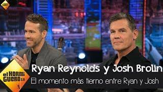 Josh Brolin se sincera sobre Ryan Reynolds en 'El Hormiguero 3.0':