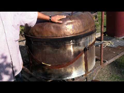 Lampek za pečenje rakije
