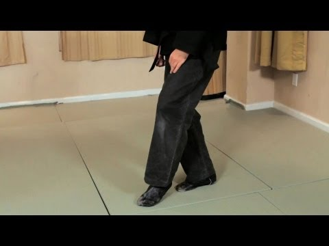 How to Walk Silently | Ninjutsu Lessons Image 1