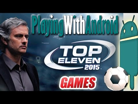 Top Eleven 2015 football ONLINE recensione ITA