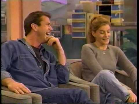 Lethal Weapon cast on Rosie 3 (1998)