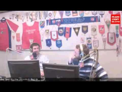 Юмор из передачи Полторашка на двоих (Радио Спорт)