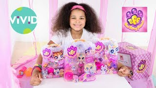 Best Furry Friends BFF Bestie Pack and Squad Pack New Toys Unboxing and review