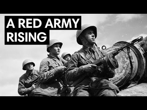 A Red Army Rising [1930s]