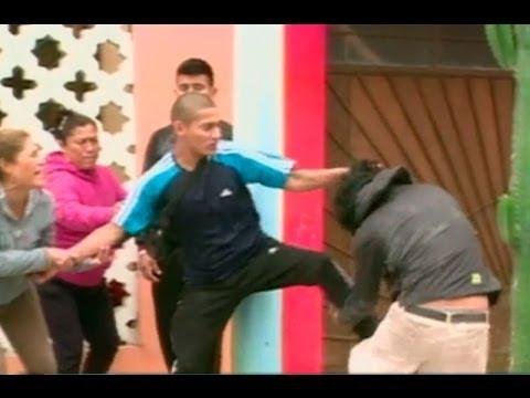 Pandilleros se pelean en pleno velorio en el Callao