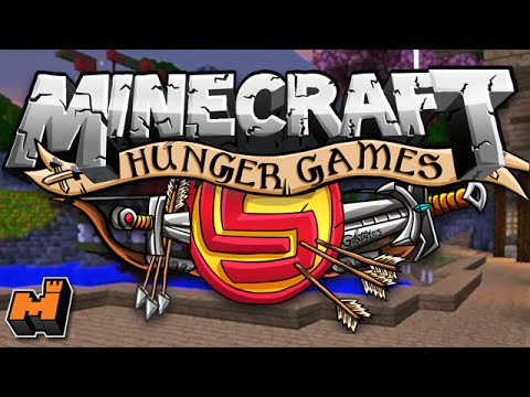 Minecraft: Hunger Games Survival w/ CaptainSparklez - THE CHASE!