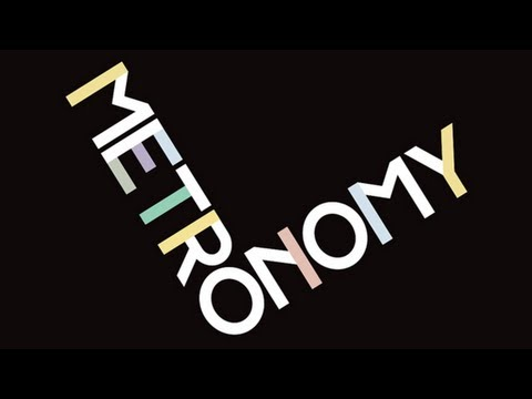 Metronomy - My Heart Rate Rapid