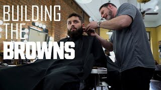 Baker Mayfield visits barber and talks off-season plans | Building the Browns