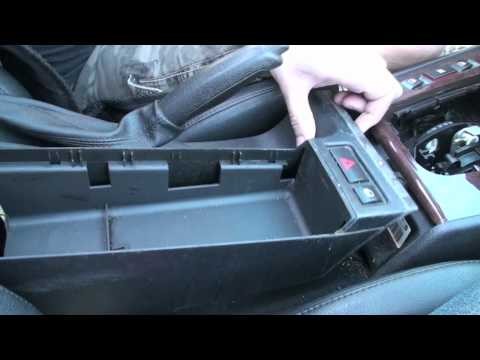 How To Replace The Bmw E46 Electric Window Switch Front