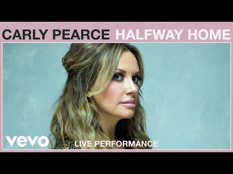 Download  Carly Pearce - Halfway Home Live Performance | Vevo Gratis, download lagu terbaru